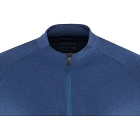 Giro New Road Maillot Hombre, midnight blue heather